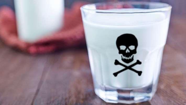 poison milk