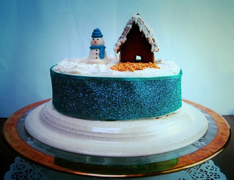 Alternative Christmas Cake.An Alternative Low Fodmap Christmas Cake Freelance